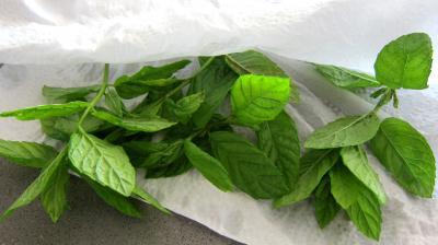 Pakoras ou beignets de courgette et aubergine - 1.1