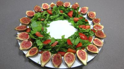 Salade de figues à l'estragon - 5.1