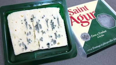Photo : Saint Agur fromage