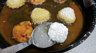 Recette Keftas au tofu et au pâtisson revisités