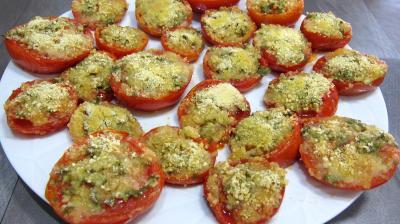 Tomates à la Provençale - 3.4