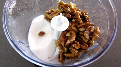 Moelleux aux noix - 1.1