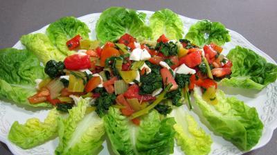 Recette Bettes en salade