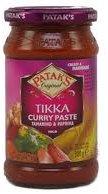 Image : Pâte de curryTikka (Teeka)