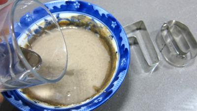 Levain sans gluten à la farine de sarrasin - 5.2