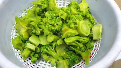 Gratins de brocolis en cassolettes - 3.2
