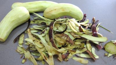 Aubergines en salade au sésame - 2.3