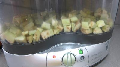 Aubergines en salade au sésame - 3.1