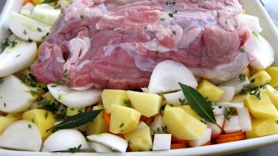 Cul de veau à la Montsoreau revisité - 5.4