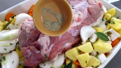 Cul de veau à la Montsoreau revisité - 6.2