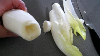 Gambas aux endives et ses crêpes - 2.1