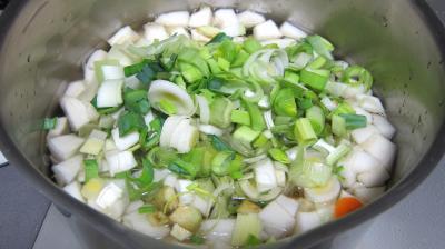 Soupe de brocolis et légumes - 8.2
