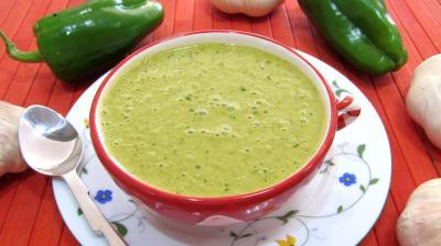 Sauce mojo verde et son poulet grillé à ma façon - 5.1
