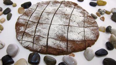 Galette de pain sans gluten au sarrasin - 6.3