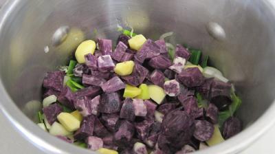 Soupe vitelottes et poireaux - 6.1