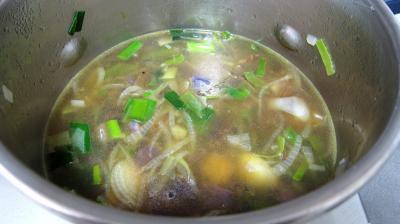 Soupe vitelottes et poireaux - 6.3