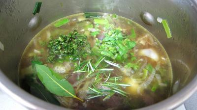 Soupe vitelottes et poireaux - 7.1