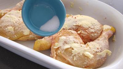 Cuisses de poulet à l'estragon - 3.2