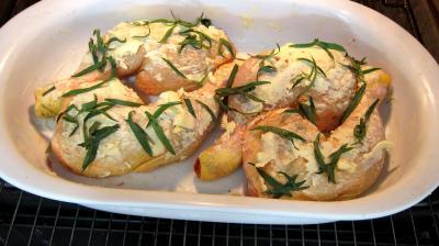 Cuisses de poulet à l'estragon - 3.4
