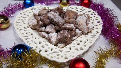 confiserie : Assiette de guimauves