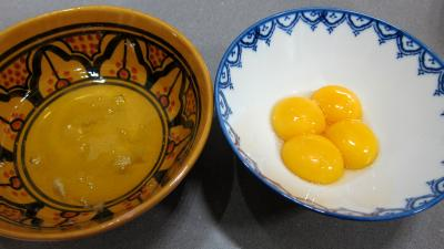 Crème pâtissière au beurre - 1.1