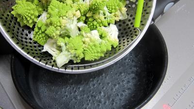 Coeurs de canard, légumes et sauce béchamel au vin rouge - 3.2