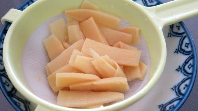 Dim sum aux gambas à la farine de froment - 1.1