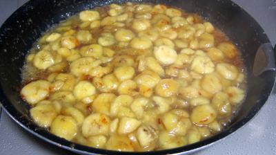 Crêpes à la sauce citron et aux bananes - 6.3