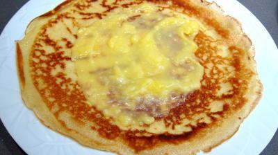 Crêpes à la sauce citron et aux bananes - 7.1