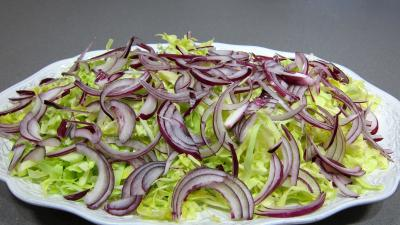 Chou en salade - 2.3