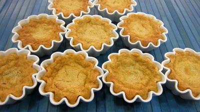 Image : Ramequins de flans butternut