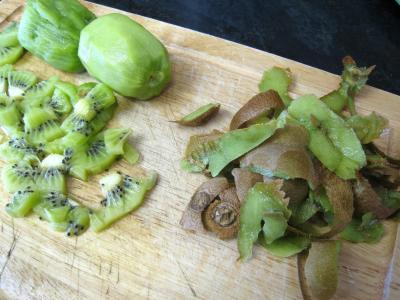 Salade de kiwis et sa sauce à la noix de coco - 7.4