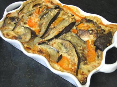 Image : recette Restes de travers de porc à l'aubergine