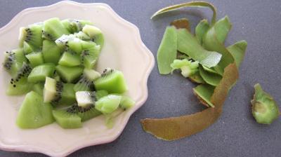 Soupe d'ananas aux fruits et au cognac - 1.4