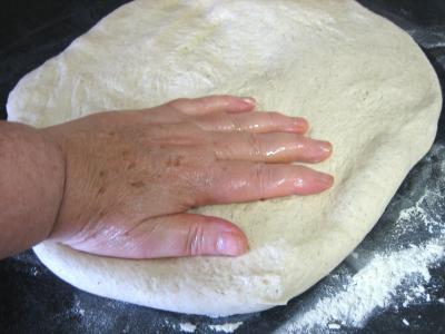Pain de campagne à pâte fermentée - 7.2