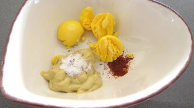 Sauce mayonnaise à la Fourme d'Ambert - 2.3