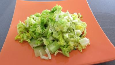 Haricots plats en salade - 4.2