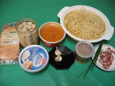 Ingrédients pour la recette : Magret au coeur de palmier