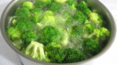 Quiche aux brocolis et saumon - 1.3