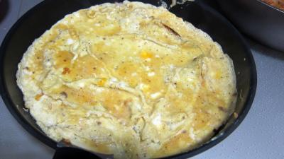 Omelette végétarienne à la chinoise - 8.2