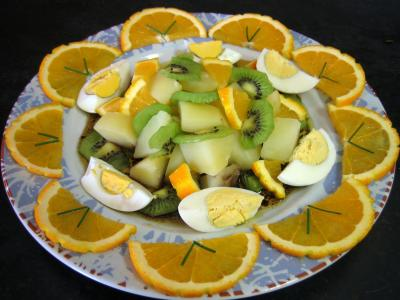Salade de kiwis à l'orange - 8.2