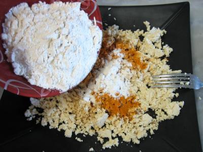 Tofu aux épices - 2.2