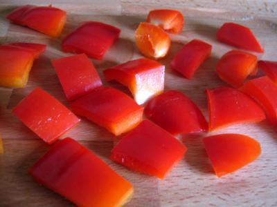 Salade de thon et poivrons - 3.2