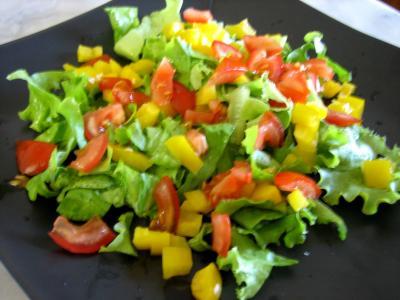 Salade de thon et poivrons - 10.2