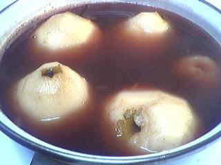 Pudding de romarin aux poires - 8.1