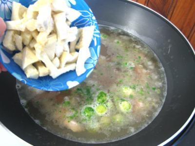 Soupe de magret façon chinoise - 4.3