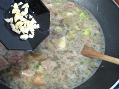 Soupe de magret façon chinoise - 5.1