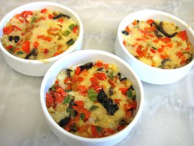 Croquettes de sardines et purée de légumes - 11.4