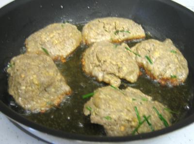 Croquettes de sardines et purée de légumes - 13.1