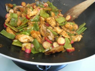 Nouilles au soja façon chinoise - 8.1